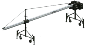 24ft with cable truss
