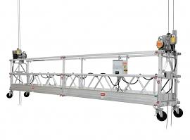 altrex suspended platform with end stirrups photo