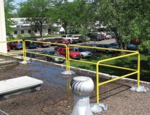 perimeter guardrail photo