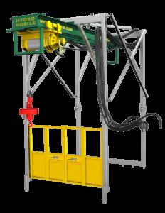m series hydro mobile unit hoist