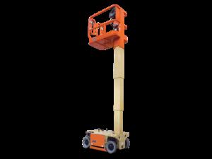 JLG 1230ES vertical mast lift photo