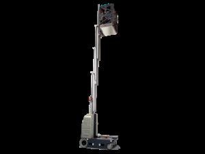 jlg 20MVL mast lift photo