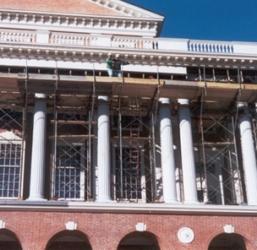 building remediation photo