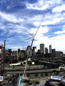 300-ton grove crane photo