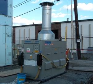 dryair gas heater photo