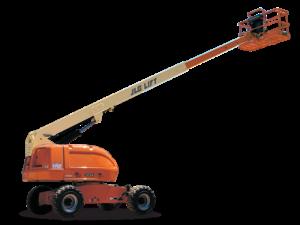 JLG 400S telescopic boom lift photo