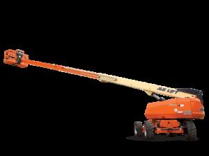 JLG 600S telescopic boom lift photo