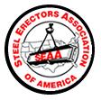 steel erectors association of america logo