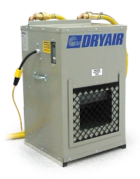 dryair portable heat exchanger photo