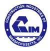 construction industries of massachusetts, inc. logo