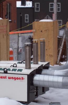 Heat Wagon & FLAGRO