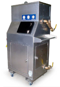 steam plate heat exchanger photo