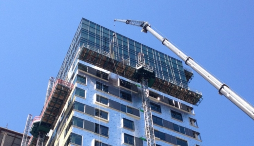 northpoint crane work
