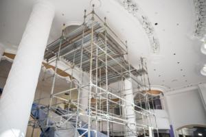 casino scaffolding design