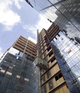 6000 lb construction elevator photo