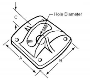 batter washer drawing