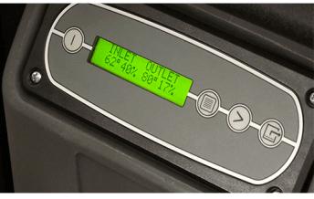 dri-eaz-lgr-7000xli-control-panel