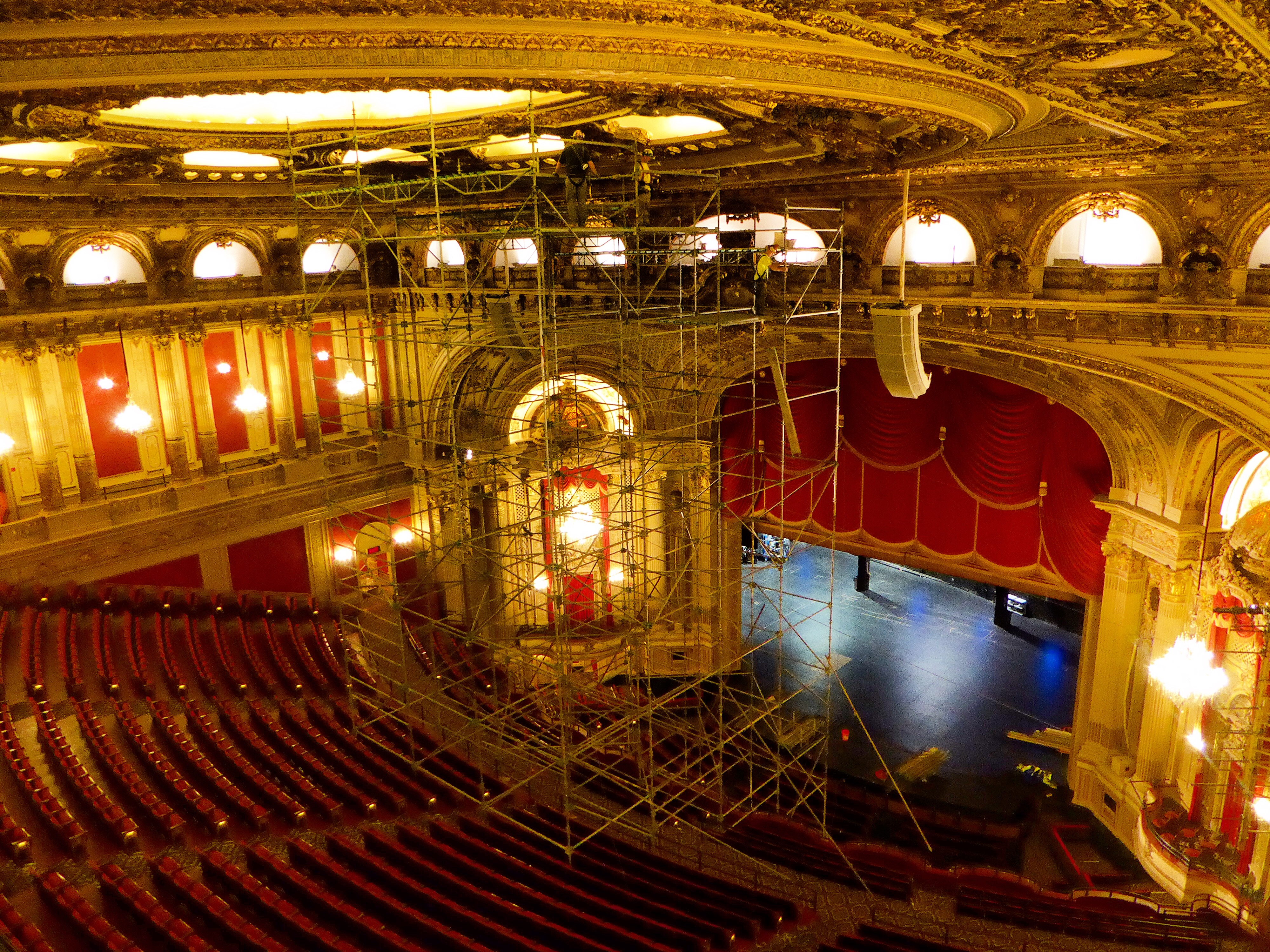 Marr Sets The Stage At Boston Opera