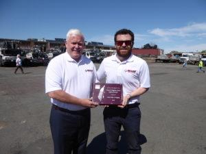 safety award photo