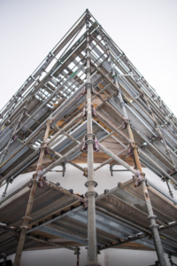 systems scaffold photo