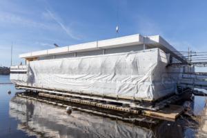scaffold enclosure