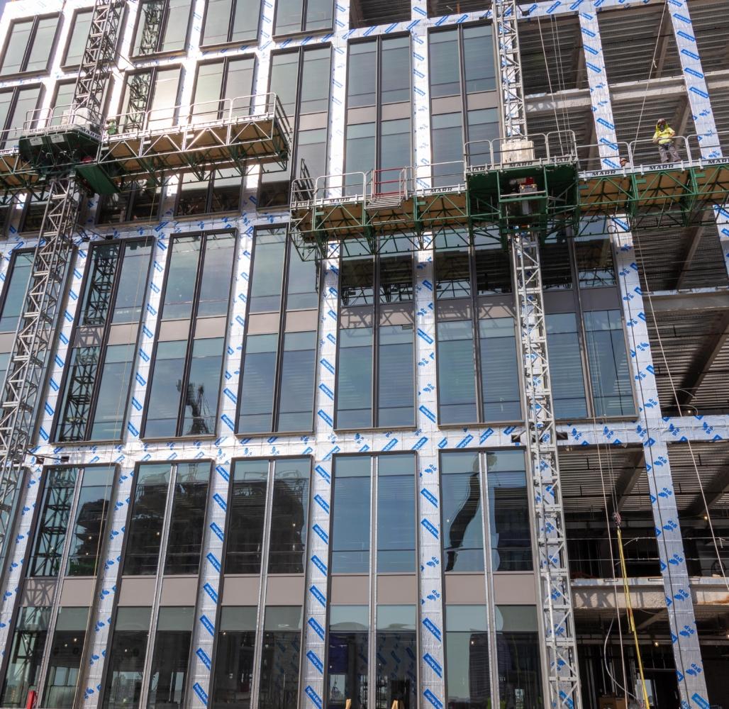 Mast Climbing Work Platforms